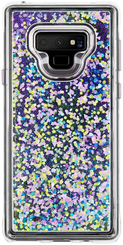 Case-Mate - Note 9 Case - Glow Waterfall - Galaxy Note 9 Case - Purple Glow
