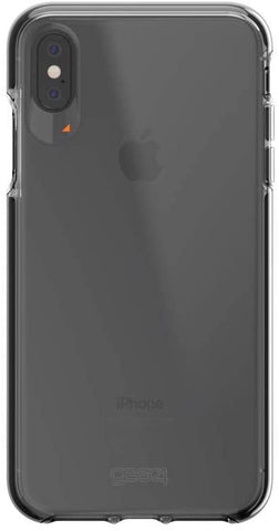 Gear4 Crystal Palace Case with Advanced Impact Protection [ Approved by D3O ], Slim, Tough Design for iPhone XS Max - Clear
