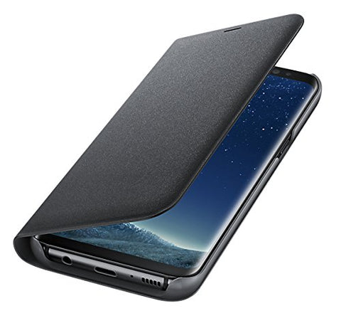 Samsung LED View Cover GS8 Black