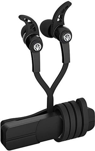 iFrogz Audio - Summit Wireless Bluetooth Earbuds - Black