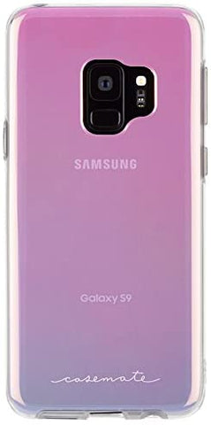 Case-Mate - Samsung Galaxy S9 Case - NAKED TOUGH - Ultra Slim - Protective Design - Iridescent