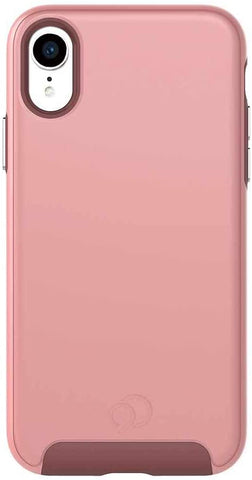 Nimbus9 iPhone XR Military Spec Cover with Drop Protection - Cirrus 2 Case Rose Gold