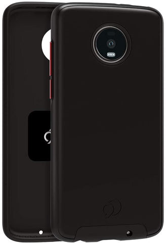 Cirrus 2 Case for Motorola Moto Z4 / Z4 Play - Black