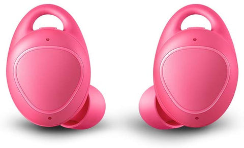 Samsung Gear IconX (2018 Edition) Bluetooth Cord-free Fitness Earbuds, w/ On-board 4Gb MP3 Player - Pink - SM-R140NZIAXAR