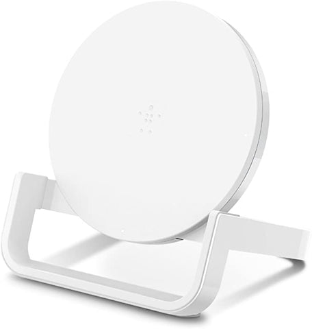 Belkin Boost Up Bold Wireless Charging Stand - White