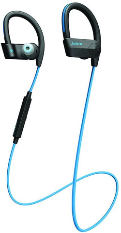 Jabra Sport Pace Wireless Bluetooth Earbuds - Blue