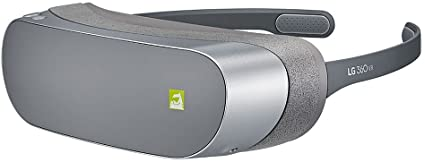 LG 360 Degree VR - Virtual Reality Headset, Retail Packaging