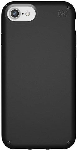 Speck Products Presidio Case for iPhone 8 (Also Fits 7/6S/6), Black/Black