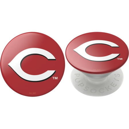 PopSockets: Collapsible Grip & Stand for Phones and Tablets - Cincinnati Reds