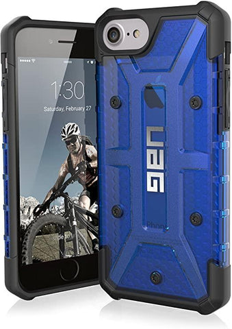 UAG iPhone 8 / iPhone 7 / iPhone 6s [4.7-inch screen] Plasma Feather-Light Rugged [COBALT]