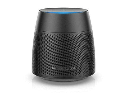 Harman Kardon Astra Bluetooth Speaker w/Amazon Alexa Voice Assistant 360 Sound