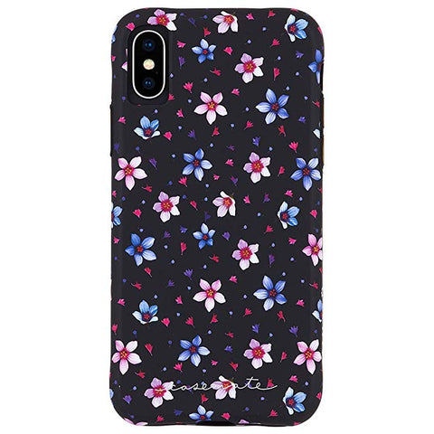 Case-Mate - iPhone XS Case - WALLPAPERS - iPhone 5.8 - Floral Garden