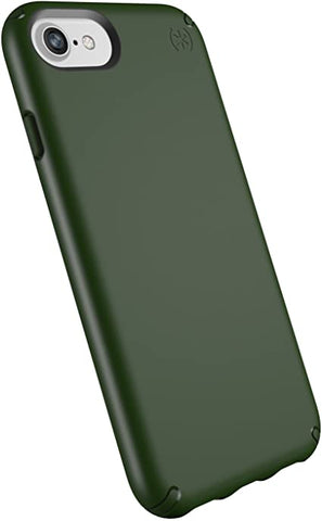 Speck Products Presidio Case for iPhone 8 (Also Fits 7/6S/6), Dusty Green/Dusty Green