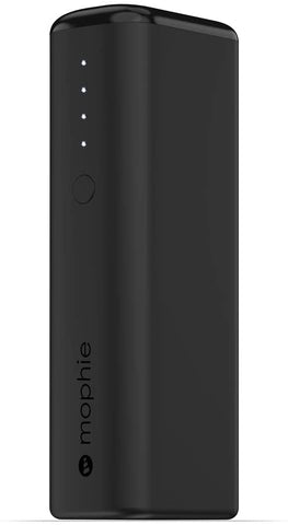 mophie Power Boost Mini - Universal External Battery - 1 Charges (2,600mAh) - Black (4055_PWR-BOOST-2.6K-BLK)