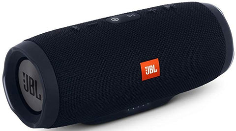 JBL Charge 3 Waterproof Portable Bluetooth Speaker JBLCHARGE3BLKAM - Black