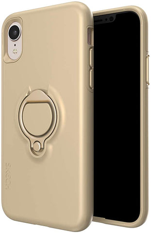 Skech Cell Phone Case for Apple iPhone XR - Gold