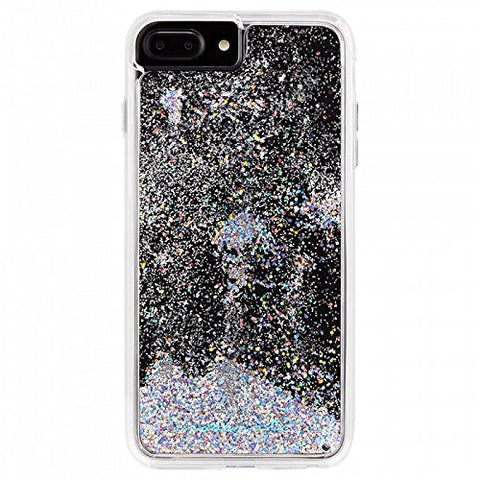 Case Mate Apple iPhone 6 Plus/6s Plus/7 Plus/8 Plus Waterfall Series Case - Iridescent
