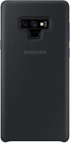 Samsung Galaxy Note9 Case, Silicone Protective Cover, Black