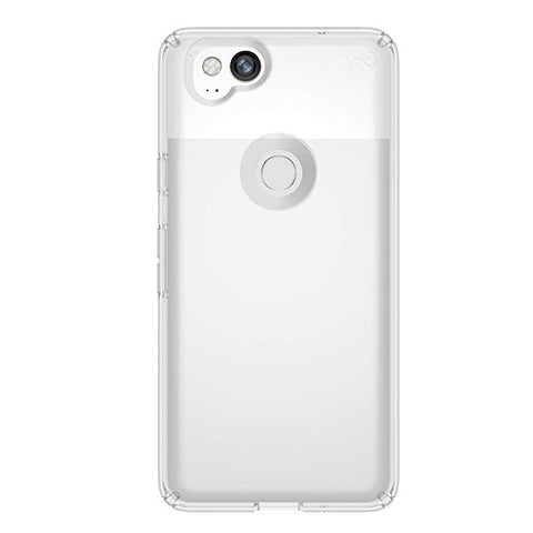 Speck Products Presidio Clear Case for Google Pixel 2 Smartphone - Clear/Clear