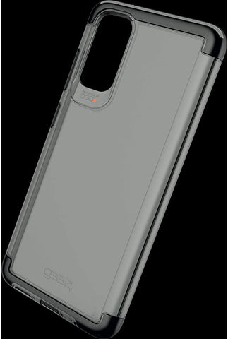 Gear4 Wembley Designed for Samsung Galaxy S20 Case, Advanced Impact Protection by D3O - Smoke