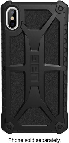 UAG - Monarch Series Case for Apple® iPhone® XS Max - Black