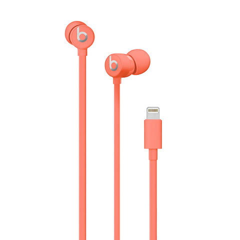 urBeats3 Earphones with Lightning Connector – Coral