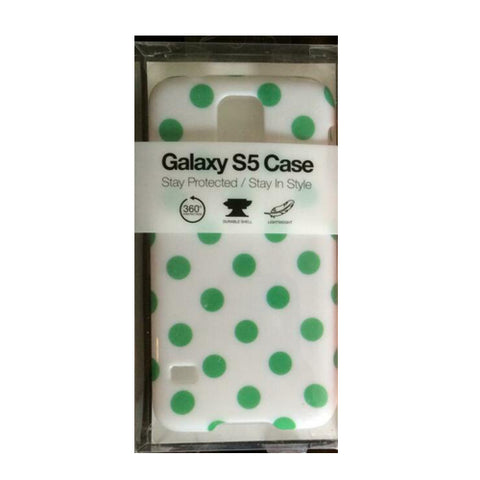 TPSS13BK Avoca Samsung GS5 TPU Case Black