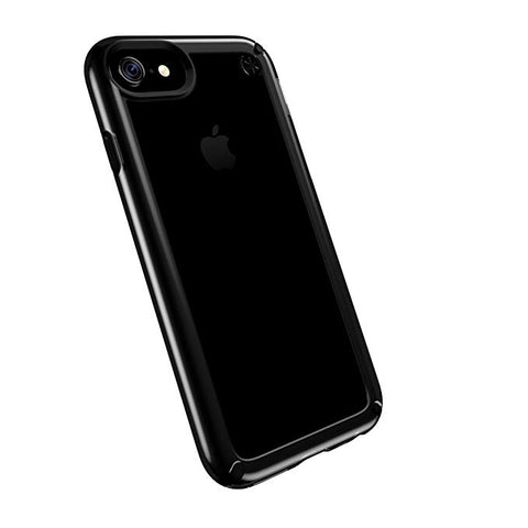 Speck Products Presidio Show Cell Phone Case for iPhone 7/6S/6 - Clear/Black