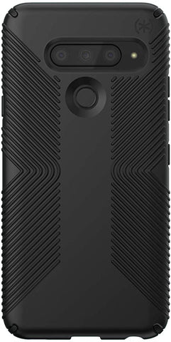 SPECK Presidio Grip for LG V40 - Black/Black