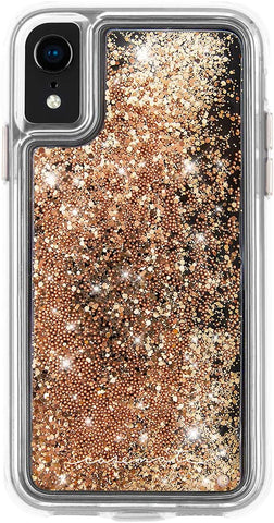Case-Mate - iPhone XR Case - WATERFALL - iPhone 6.1 - Gold