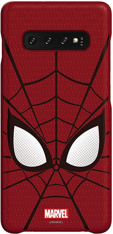 Haainc Samsung Galaxy Friends Spider-Man Smart Cover for Galaxy S10 Plus, GP-G975HIFGHWD