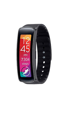 Samsung Gear Fit Smart Watch - Black - A Stock