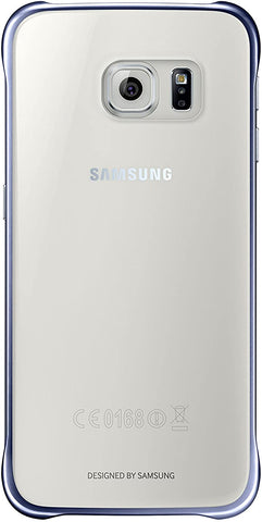 Samsung Protective Cover for Samsung Galaxy S6 - Clear Black Sapphire