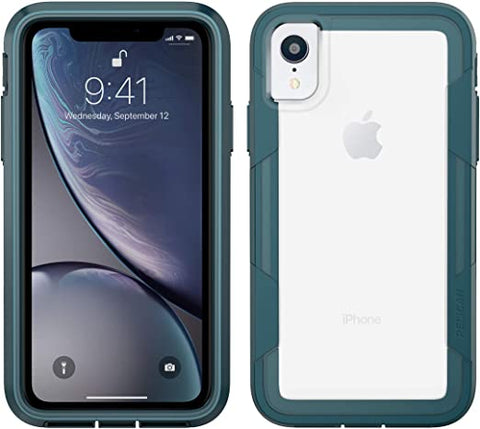 Pelican Voyager iPhone XR Case (Clear/Teal)