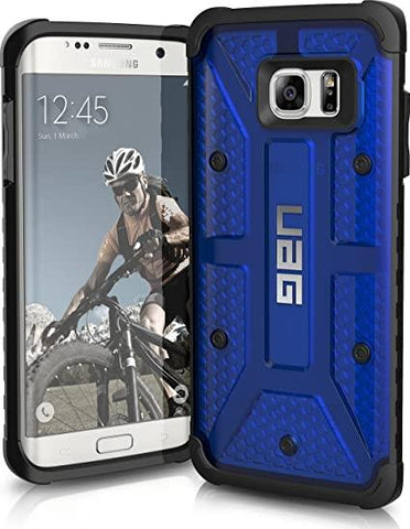 UAG Samsung Galaxy S7 Edge [5.5-inch Screen] Feather-Light Composite [Cobalt]