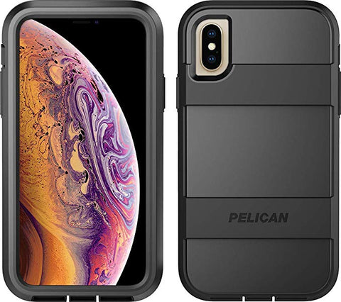 Pelican Voyager Protective Case for iPhone XS Max - Black