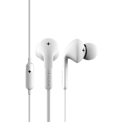 Defunc +Music Earphones DFD0032 White