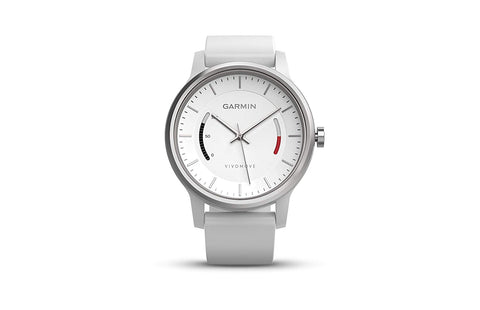 Garmin vívomove Sport - White with Sport Band