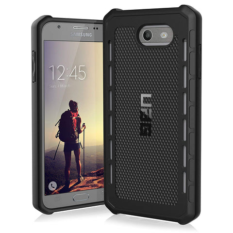 UAG Samsung Galaxy J7 (2017) Outback Feather-Light Rugged Black