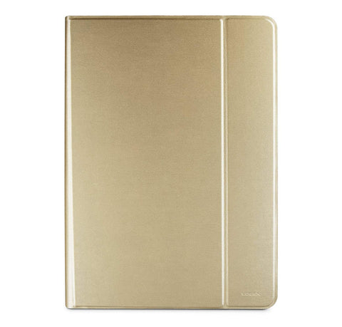 Logiix, LGX-12172, Platinum Book for iPad Mini 4 Case, Gold