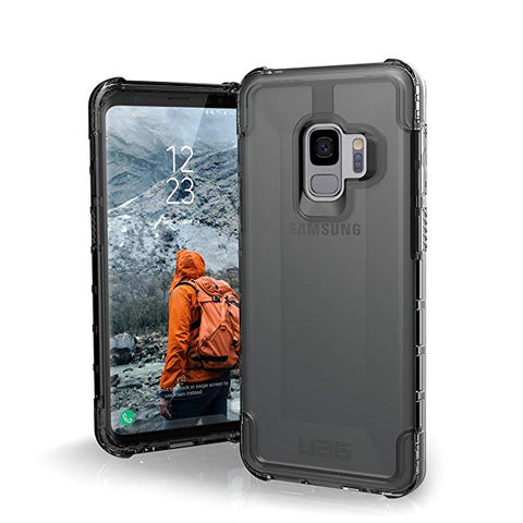 UAG Designed for Samsung Galaxy S9 PLYO Feather-Light Rugged Ash Military Drop Tested Phone Case