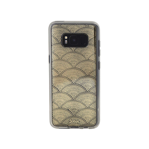 Sonix Cell Phone Case for Samsung Galaxy S8 - Gilded Gold