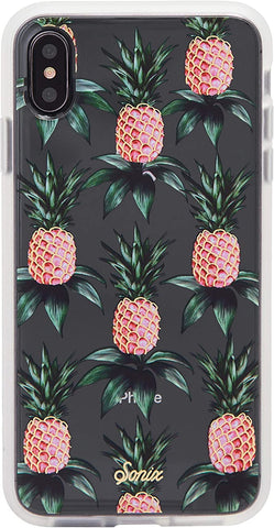 Sonix Pineapple Case for iPhone XS Max Clear Case Series for Apple iPhone Xs Max