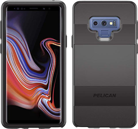 Pelican Voyager - Samsung Galaxy Note9 Case (Black)
