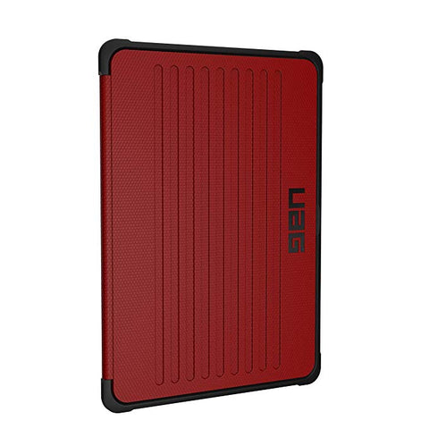 UAG Folio iPad 9.7 5th and 6th Gen, iPad Pro 9.7, iPad Air 1, 2 METROPOLIS Feather-Light Rugged - Magma
