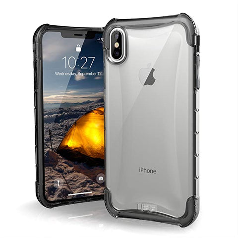 UAG iPhone Xs Max [6.5-inch Screen] PLYO Feather-Light Rugged - Ice