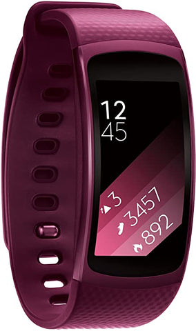 Samsung Gear Fit2- Pink, Small