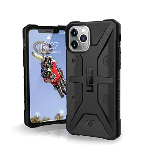 UAG Designed for iPhone 11 Pro [5.8-inch Screen] Pathfinder Feather-Light Rugged [Black]