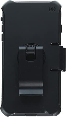 Speck Products Presidio Ultra Case for iPhone 8/7 Plus, Black/Black/Black