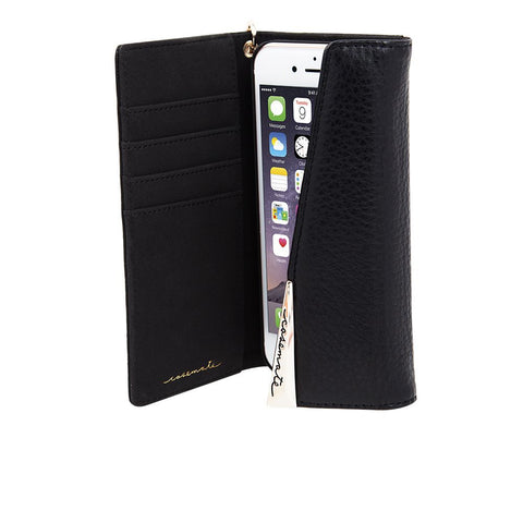 Case-Mate-Case Wallet Case for Apple iPhone 8/7/6S/6 Plus, Black